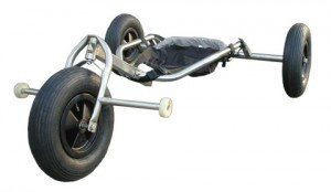 The Peter Lynn Kite Buggy
