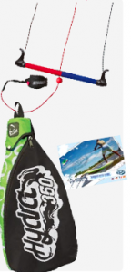 kitboarding trainer kite sale package